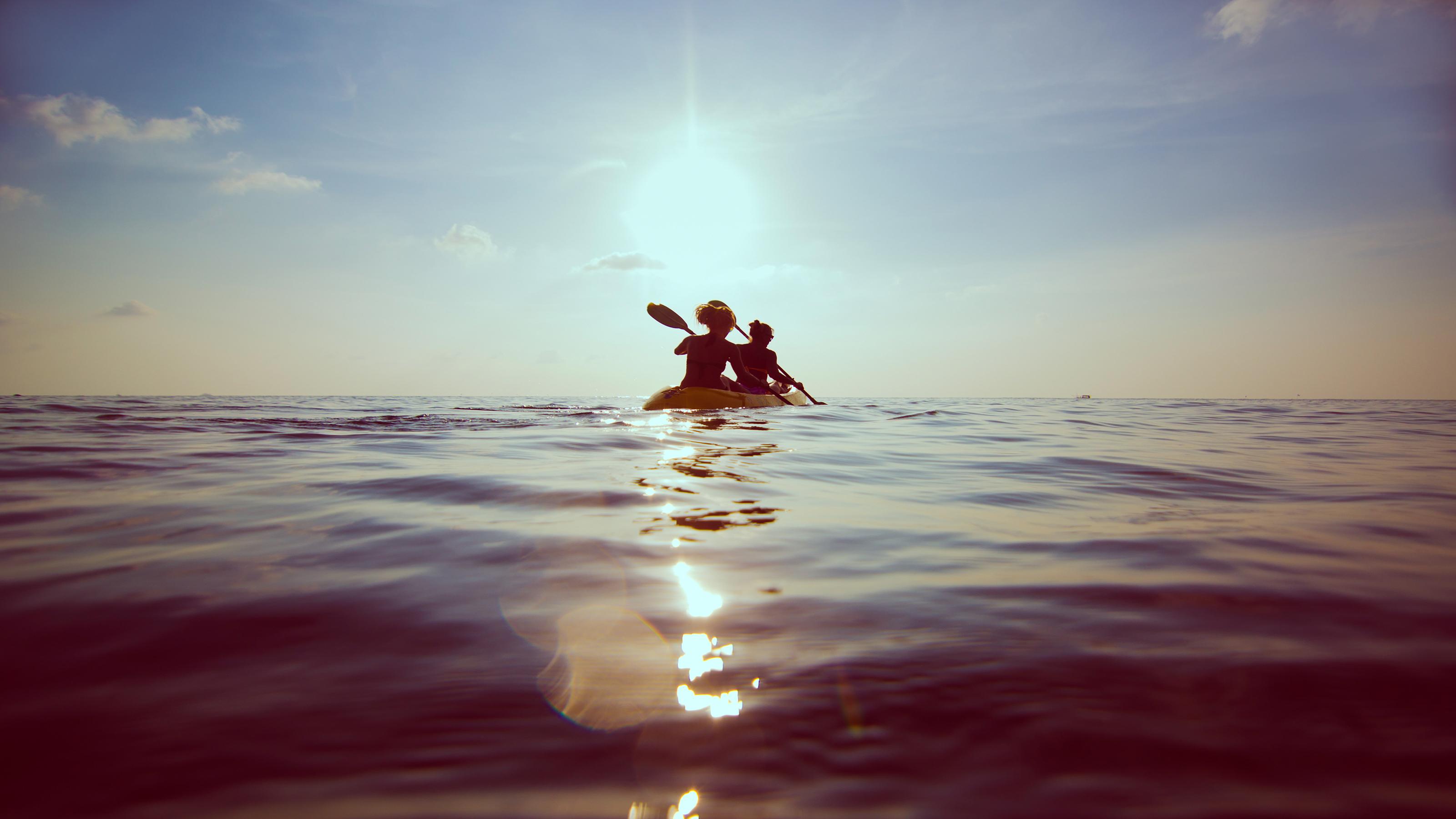 Boating rear